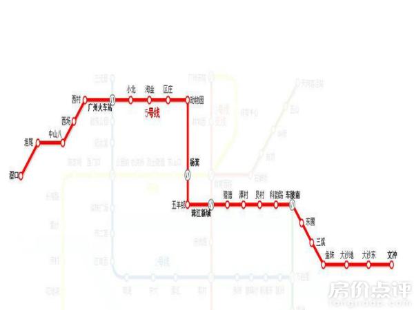 北京地铁6号线线路图-我国有哪些国际列车线路图片